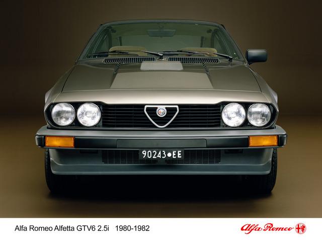 Tradition: 40 Jahre Alfa Romeo GTV 6 - Der letzte Donnerkeil alter Schule