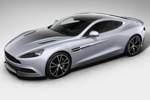 Aston Martin Jubiläum - Edle Handarbeit zum 100. Geburtstag