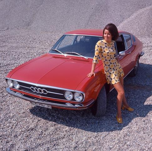 Tradition: 50 Jahre Audi 100 Coupé S - Dr. Audis schneller Dienstwagen