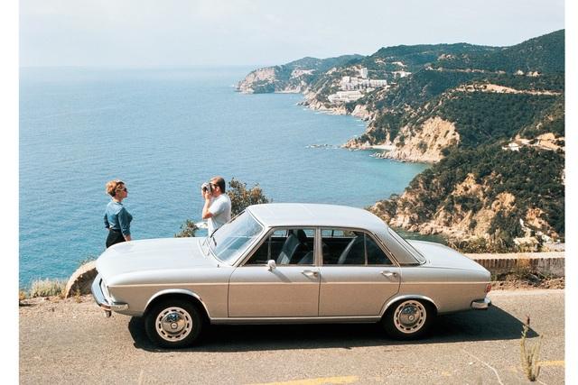 Tradition: 50 Jahre Audi 100 (C1)  - Geheimprojekt mit Mercedes-Genen