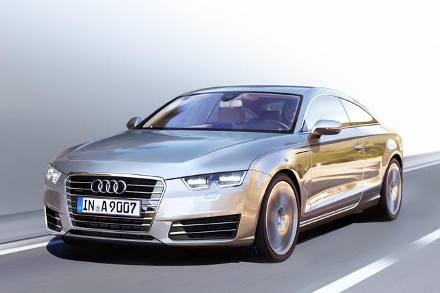 Audi-Modelloffensive - Vier Ringe wollen nach oben
