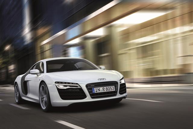 Audi R8 - Lifting für die Flunder (Vorabbericht)