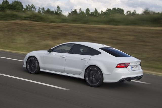 Audi RS7 Sportback - Leistungssport  (Kurzfassung)