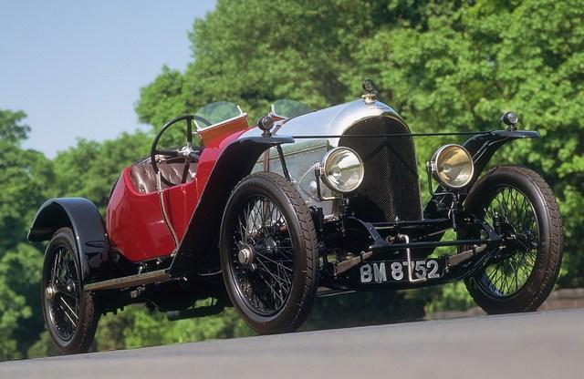 Tradition: 100 Jahre Bentley - Rasende Lastwagen und fliegende Elefanten