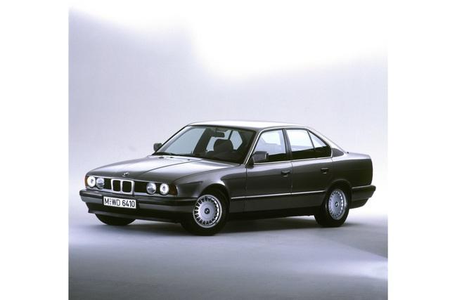 30 Jahre BMW 5er (E 34) - Alles hinter sich lassen