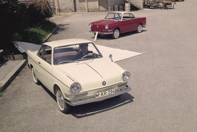 Tradition: 60 Jahre BMW 700 - Weißblaues Wunder aus Austria