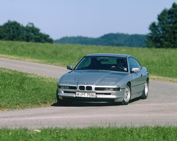 Tradition: 30 Jahre BMW 8er - Die Entdeckung des achten Sinns