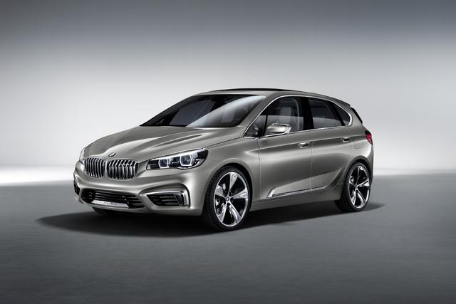 BMW Active Tourer - Der i3 für alle