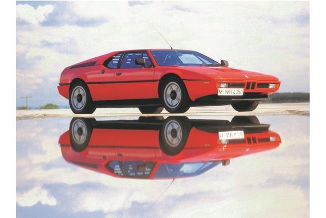 Tradition: 40 Jahre BMW M1 (E26) - 24V versus V12