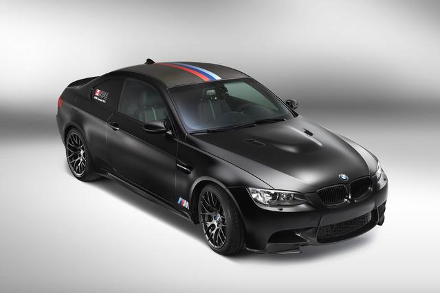 BMW M3 DTM Champion Edition - Gewinnertyp für die Straße