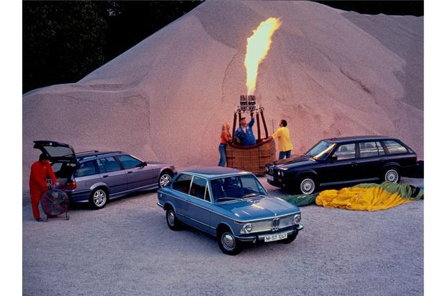 Tradition: 30 Jahre BMW 3er Touring - Lifestyle-Laster für die linke Spur