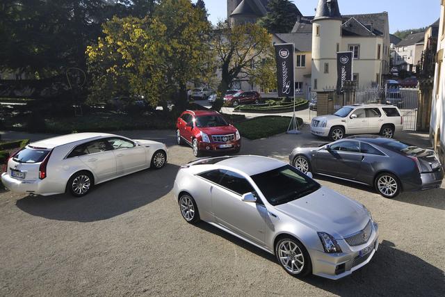 Comeback - Cadillac wagt mal wieder den Neustart in Europa