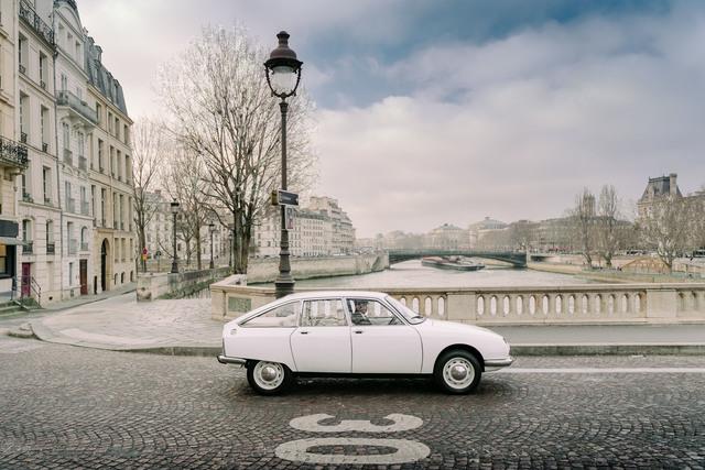 Tradition: 50 Jahre Citroen GS/GSA - Vergessenes Kunstwerk der Avantgarde