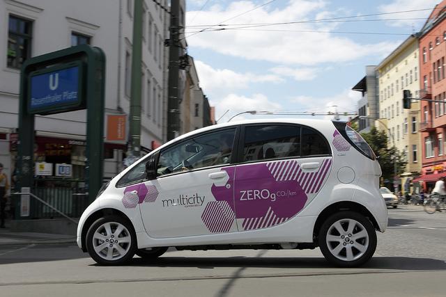 Citroen stellt Carsharing-Dienst ein - Aus Multicity wird Free2Move