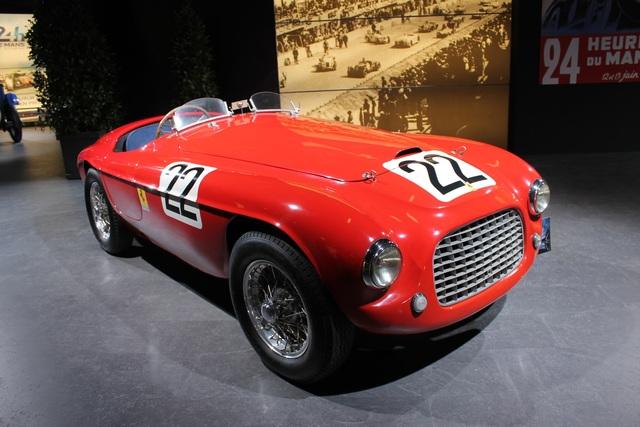 Tradition: 70 Jahre Ferrari - Die Schönen und die Wilden