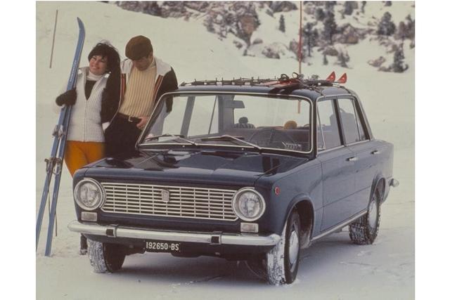 Tradition: 50 Jahre Fiat 124 - Ein wahrer Weltmeister