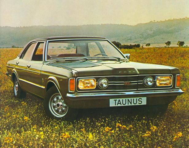 50 Jahre Ford Taunus (TC) - Karrieremacher mit Knudsen-Nase