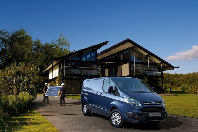 Ford Transit Custom/Tourneo Custom - Des Kleintransporters wundersame Wandlung (Kurzfassung)
