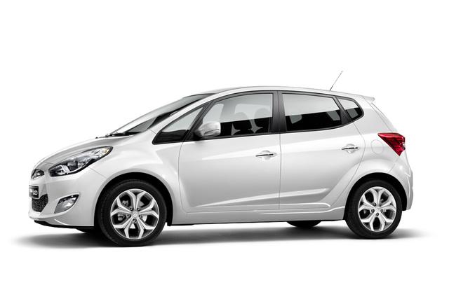 Hyundai-Sondermodelle - Fünf für Fans
