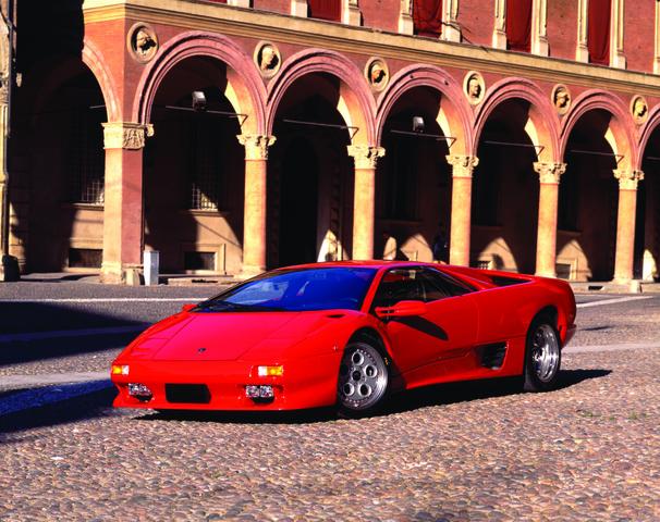 30 Jahre Lamborghini Diablo - Den Teufel an den Hörner packen