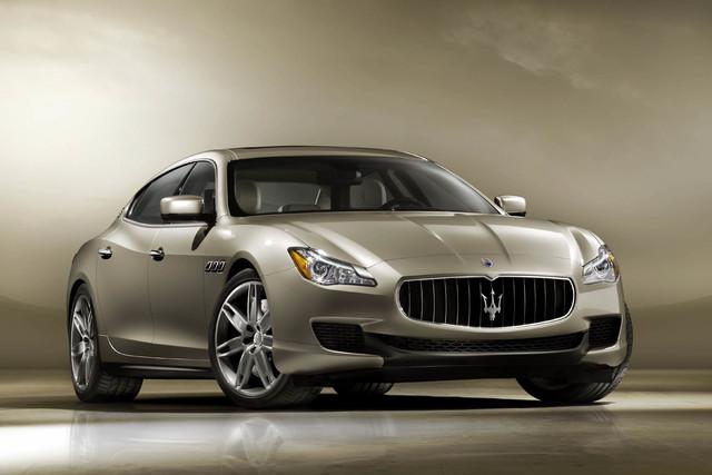 Maserati Quattroporte - Sportiver Luxus – jetzt gerne auch vom Rücksitz aus