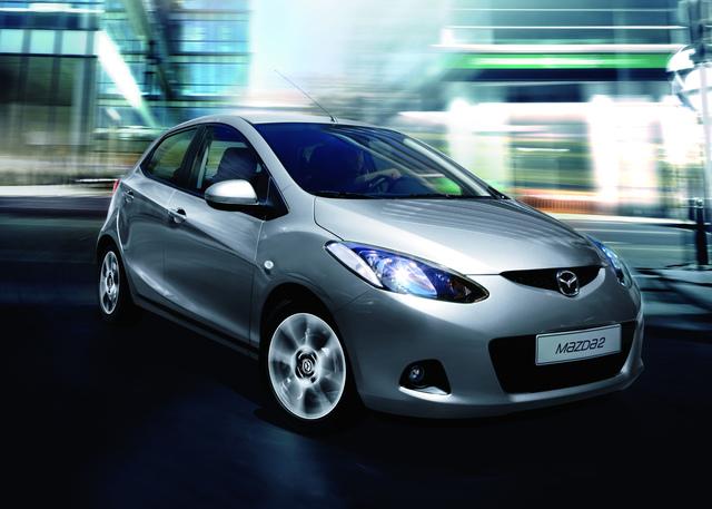 Mazda-Sondermodelle: Preisvorteile zum Geburtstag