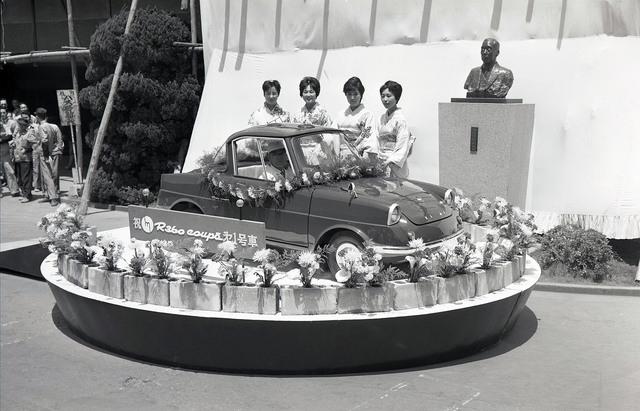 Tradition: 60 Jahre Mazda Sportcoupés - Kreativität kennt keine Limits