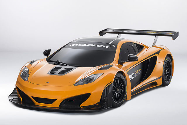 McLaren 12C Can-Am Edition - Fit für die Rennstrecke