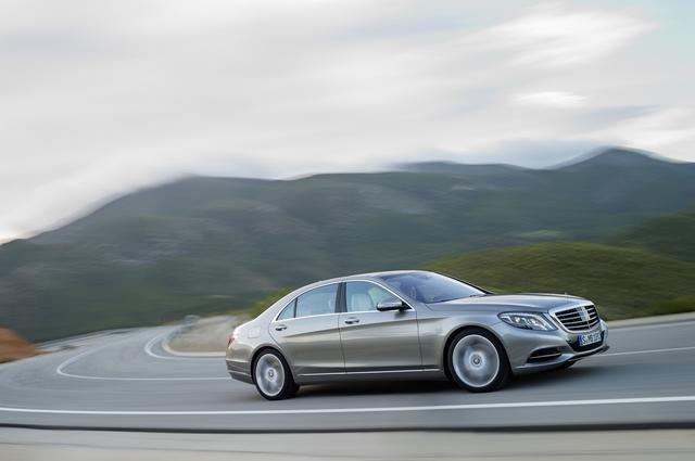 Mercedes S-Klasse - Der Straßenscanner (Kurzfassung)