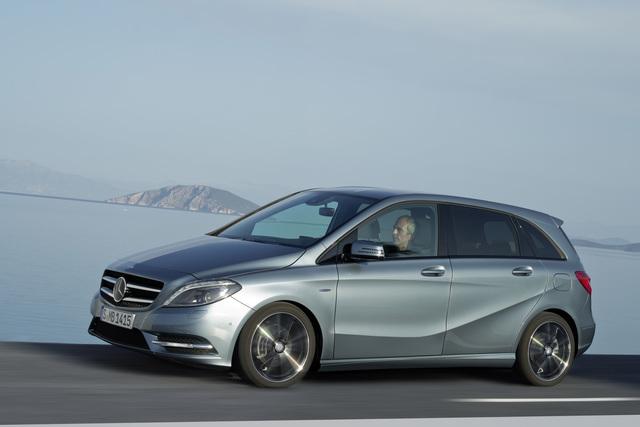 Mercedes - Neue B-Klasse ab 26.000 Euro