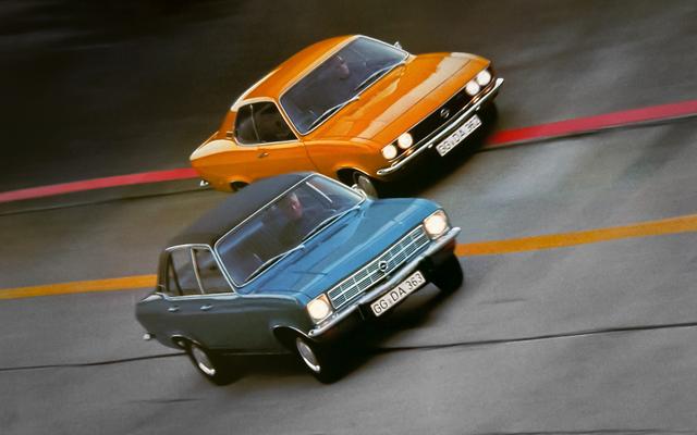50 Jahre Opel Ascona - Spiel, Satz, Sieg