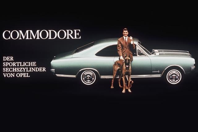 Tradition 50 Jahre Opel Commodore - Respektlose 6-Bombe