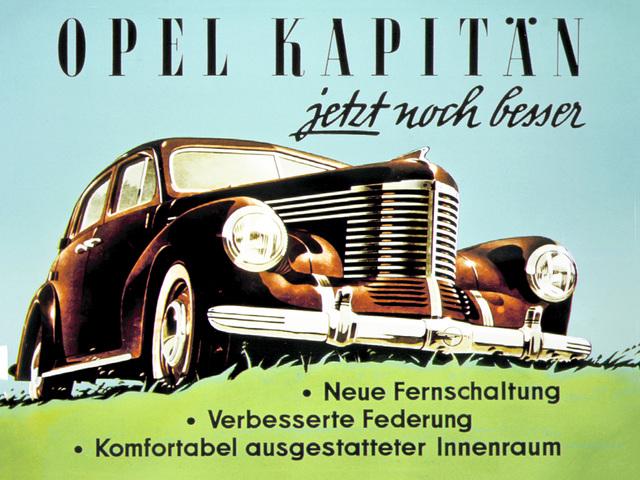 Tradition: 70 Jahre Bundesrepublik Deutschland - Wie Autos das Wirtschaftswunder in Fahrt brachten