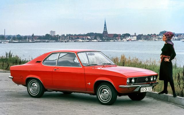 Tradition: 50 Jahre Opel Manta - Erst schneller Schick, dann schriller Kult