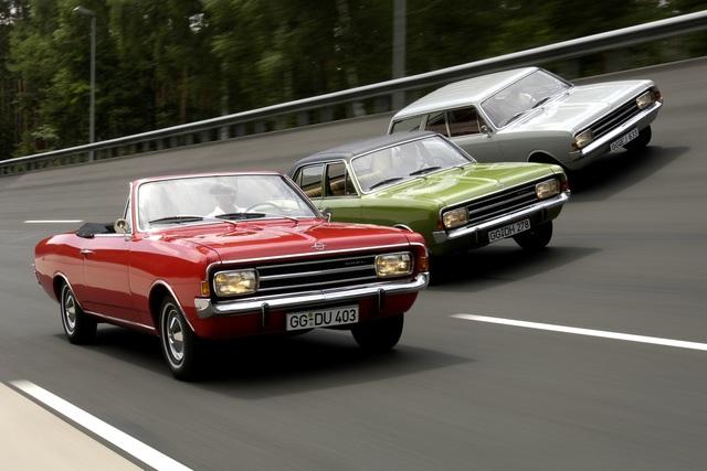 Tradition: 50 Jahre Opel Rekord C - Der Rekord der Rekorde