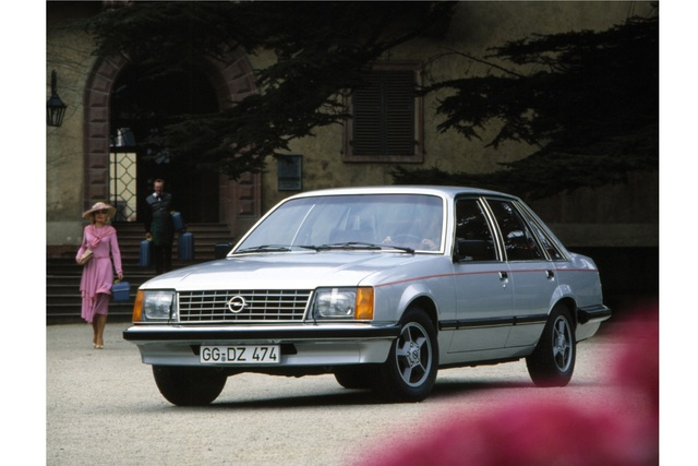 Tradition: 40 Jahre Opel Senator - Ein Drittel des Luxusmarktes