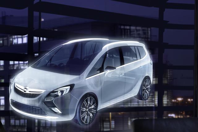 Opel in Genf - Mehr Elektro und ein neuer Van