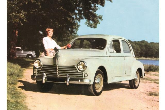 Tradition: 70 Jahre Peugeot 203 - Hollywood-Glamour gegen die Nachkriegstristesse