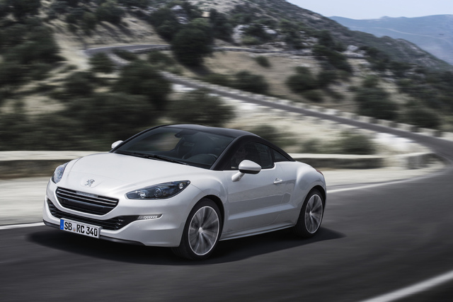 Peugeot RCZ - Überarbeitung für den Imageträger