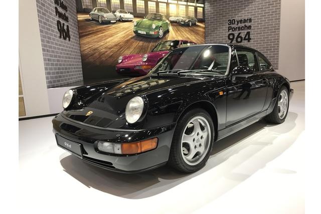 Tradition: 30 Jahre Porsche 911 (Typ 964)  - Botts bester Boxer