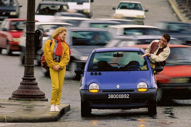 Tradition: 25 Jahre Renault Twingo - Tierisch guter Tangotänzer
