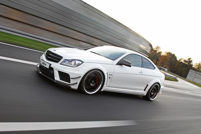 Väth V63 Coupe - Schwarz wird Weiß