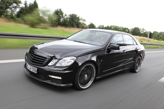 Mercedes Väth E-Klasse - Gehobenes Niveau