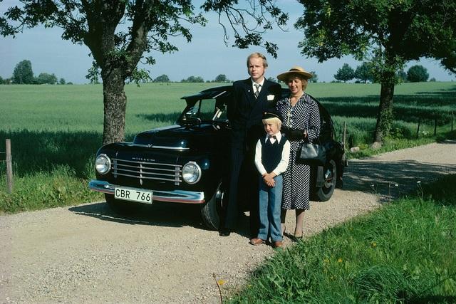 Tradition 70 Jahre Volvo PV 444 vs. Saab 92 - Begehrenswerte Buckel und tolle Trolle