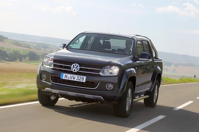 VW Amarok - Mehr Kraft für den Pick-Up