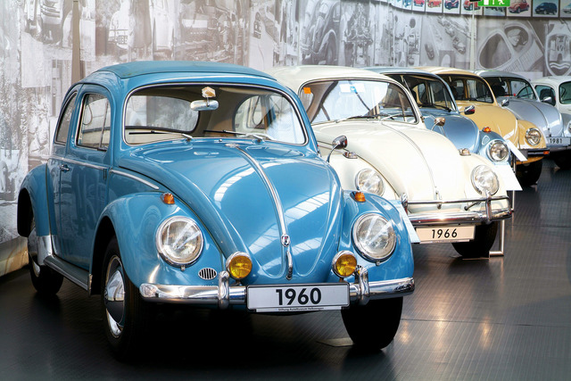 Oldtimerbestand in Deutschland  - Mehr als eine halbe Million