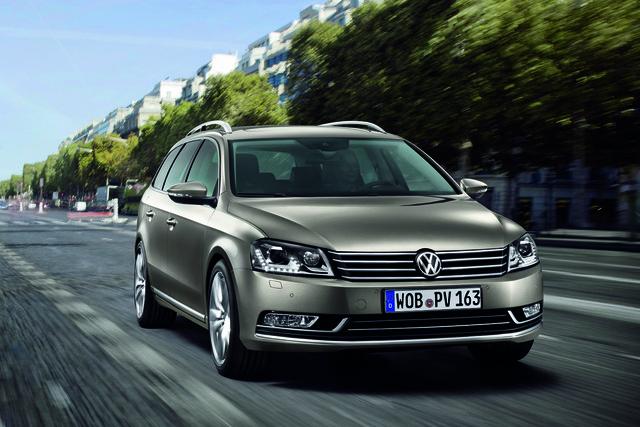 Neuer VW Passat und Co. - Die beliebtesten Kombis Deutschlands
