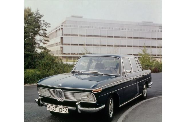 50 Jahre BMW 2000 (E120) - Wegbereiter für die Businessklasse (Kurzfassung)