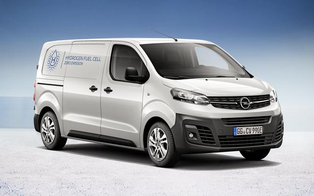 Opel Vivaro-e Hydrogen  - Über 400 Kilometer emissionsfrei