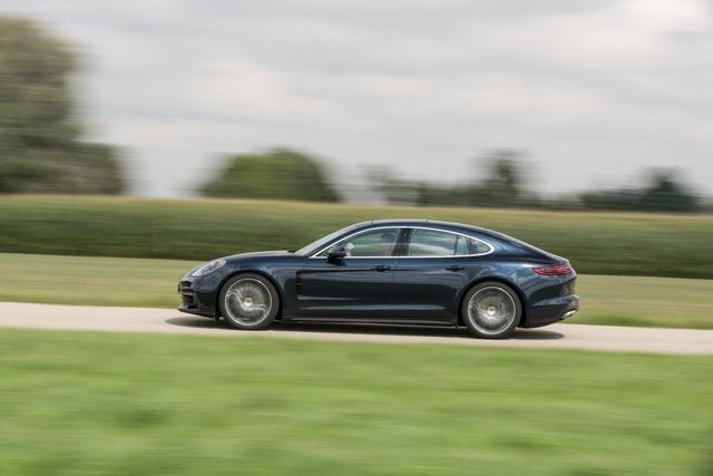 Porsche Panamera - Mit mehr 911-DNA (Kurzfassung)